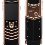 фото Vertu Signature S Design Gold Ceramic сотовые телефоны