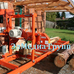 фото Пилорама Wood-Mizer LT15-power