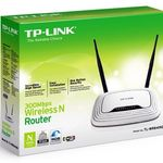 фото Маршрутизатор TP-LINK WR841N 300Mbps Wireless N