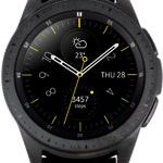 фото Умные часы Samsung Galaxy Watch 42mm Black