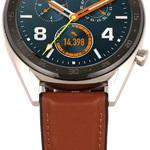 фото Умные часы Huawei Watch GT Steel Gray (FTN-B19)