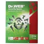 фото Dr.Web Security Space 2 ПК 1