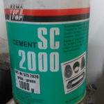 фото Клей Cement SC-2000 TIP-TOP