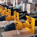 фото Supplying vertical spindle pumps and submersible pumps